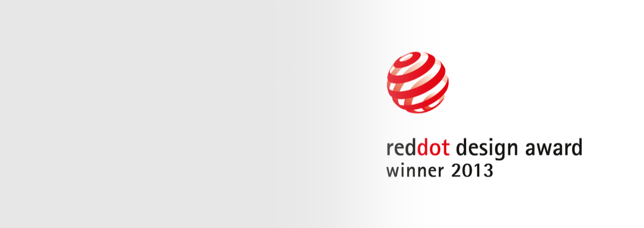 2013 Reddot design award